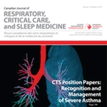 Updates in the Pharmacotherapy of COPD (CTS)