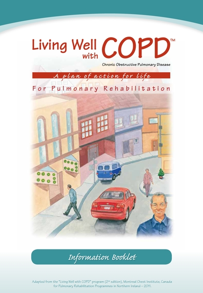 Patient Booklet - Living Well with COPD