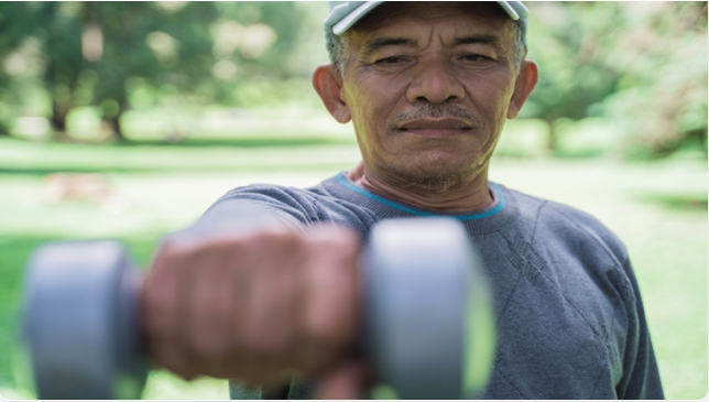 Symptom Limitation in COPD During Exercise